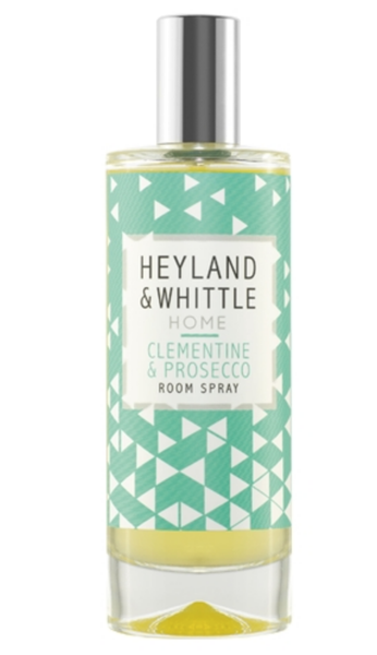 Heyland and Whittle Clementine and Prosecco Room Spray