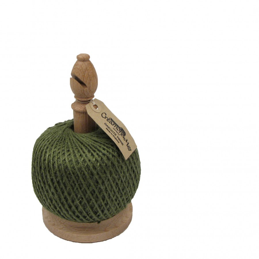 Creamore Mill Bishops Twine & Oak Stand - NOW 20% OFF
