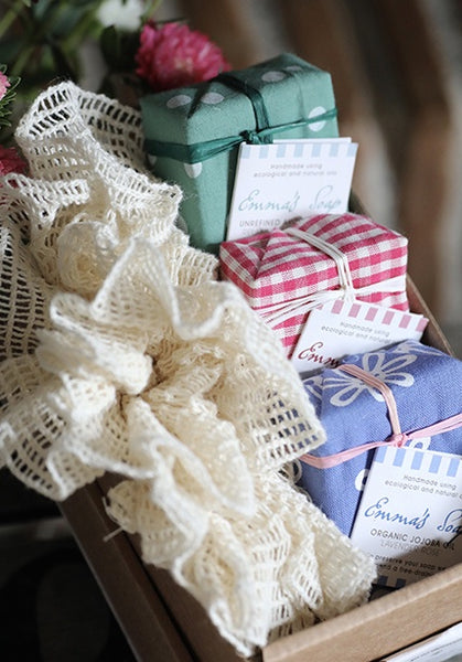 Emma's Soap Ramie Gift Box