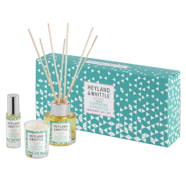 Heyland and Whittle Clementine & Prosecco Gift Set