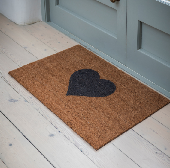 Heart Doormat - Up to 20% OFF