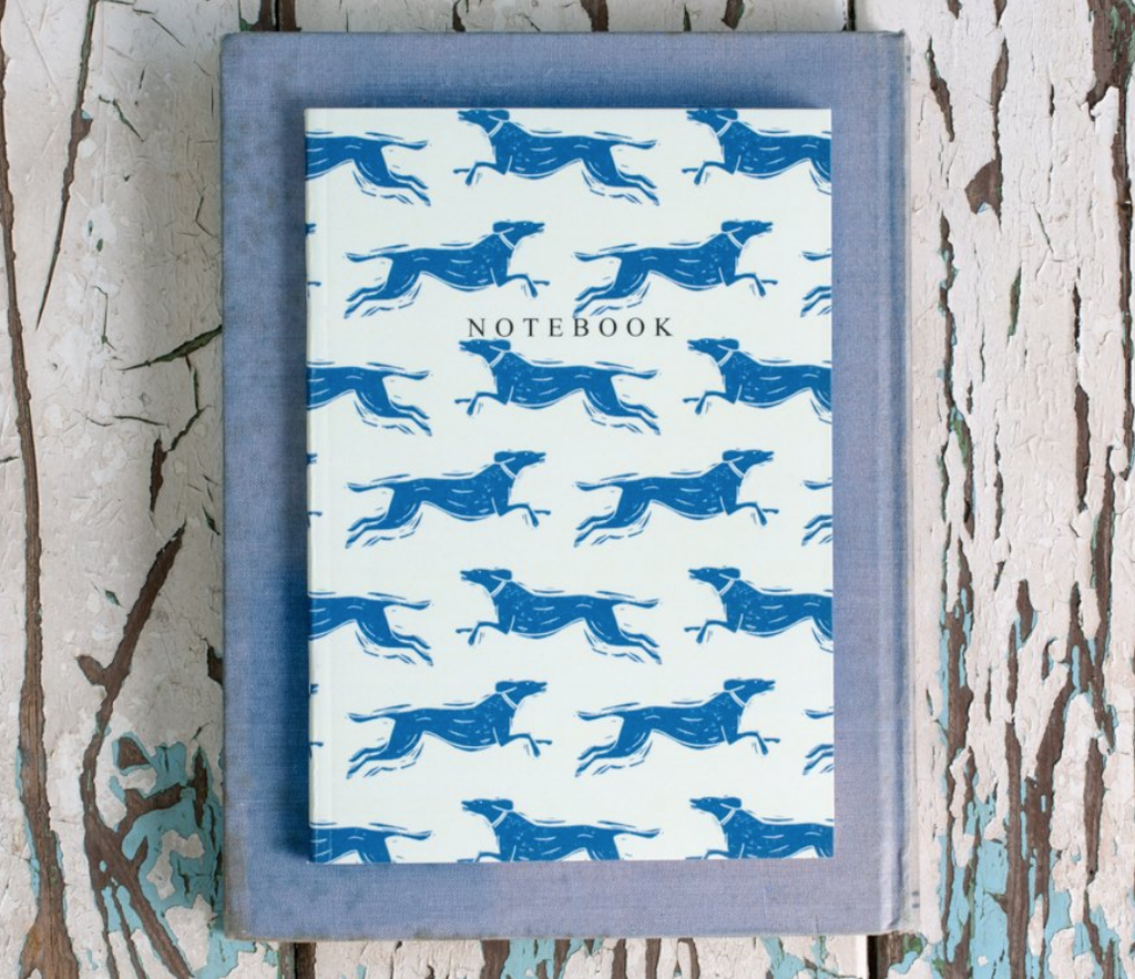Sam Wilson Notebook Fast Dog - NOW 20% OFF