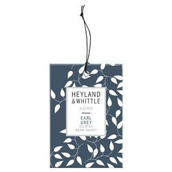 Heyland and Whittle Earl Grey Scented Room Sachet