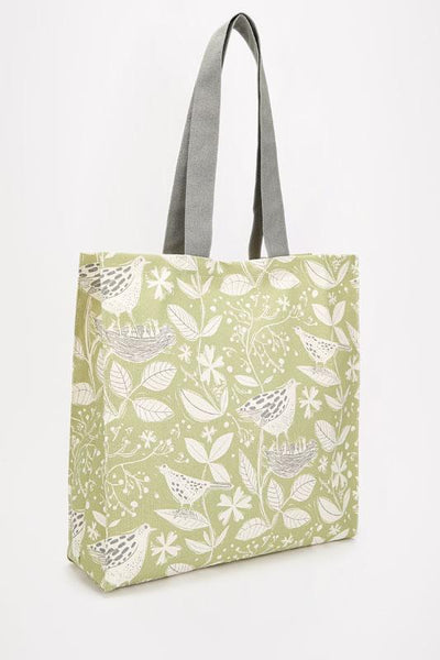 Sam Wilson Hedgerow Canvas Tote Bag