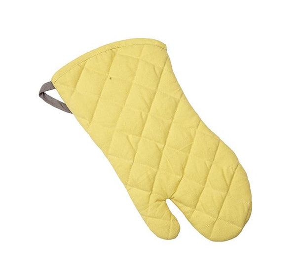 BCS Single Oven Glove - Tuscan Yellow