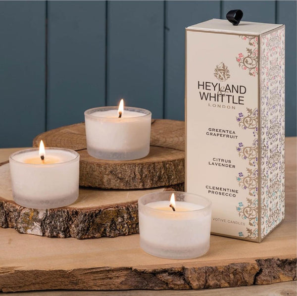 3 Votives Gift Box - NOW 30% OFF