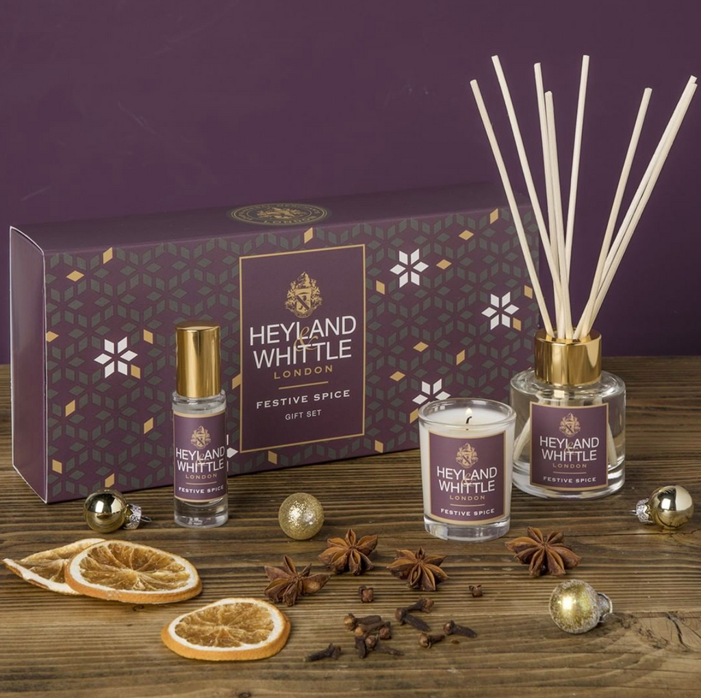 Heyland & Whittle Christmas Gift Sets