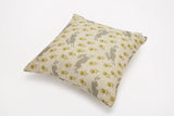 Sam Wilson Running Hare Plain/Green Cushion