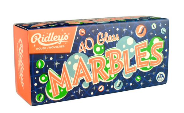 Ridley's Marbles - NOW 40% OFF