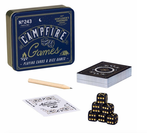 Gentlemen's Hardware Campfire Games - NOW 40% OFF