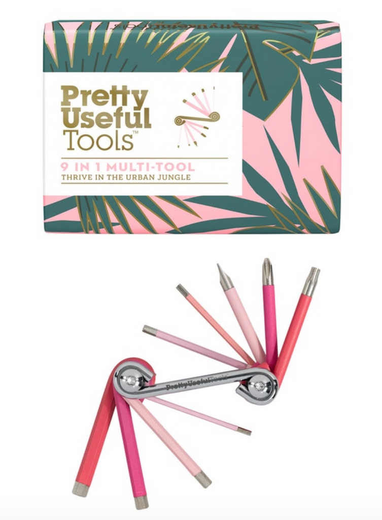 Pretty Useful Tools 9 in 1 Multi Tool