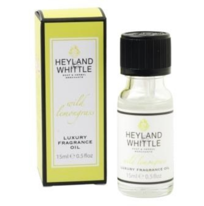 Heyland and Whittle Wild Lemongrass Fragrance Oil