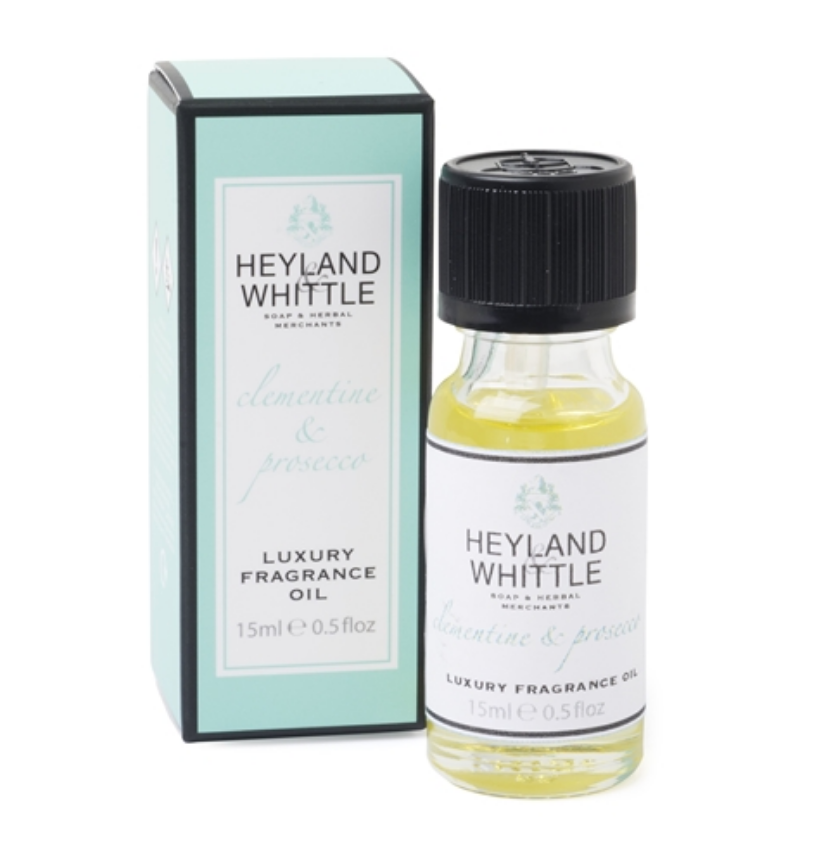 Heyland and Whittle Clementine and Prosecco Fragrance Oil