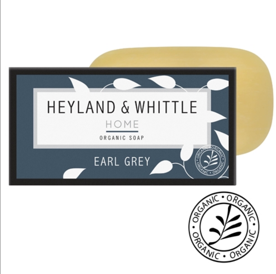 Earl Grey Organic Soap Bar - 25% OFF