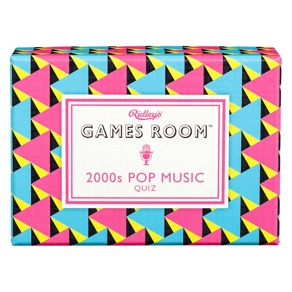 Ridley's 2000s Pop Music Quiz - NOW 40% OFF