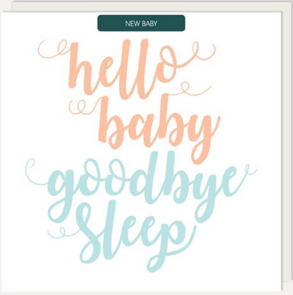 U-Studio New Baby, Goodbye Sleep - NOW 20% OFF