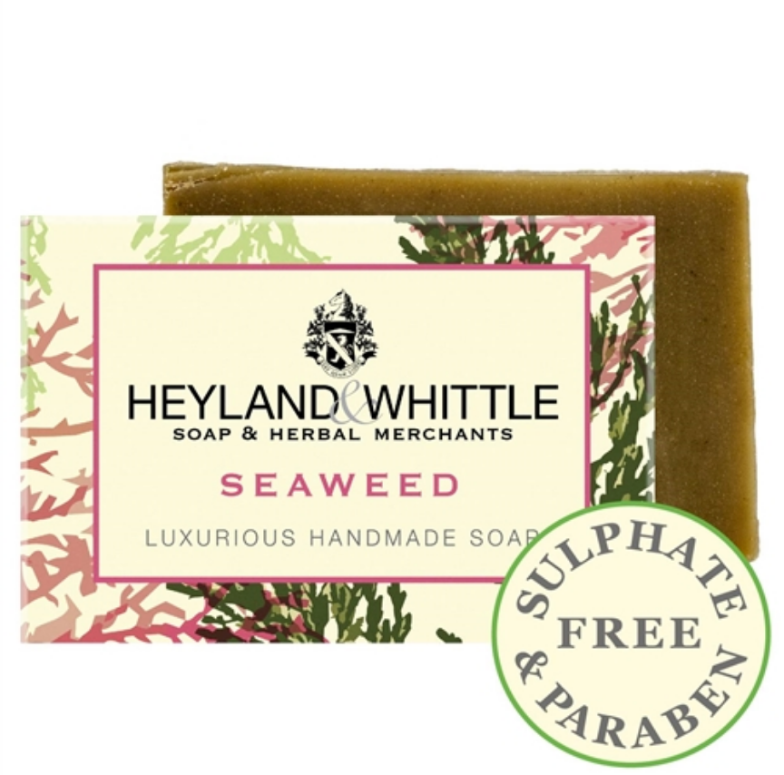 Seaweed Handmade Soap  - September Sale - 25% OFF