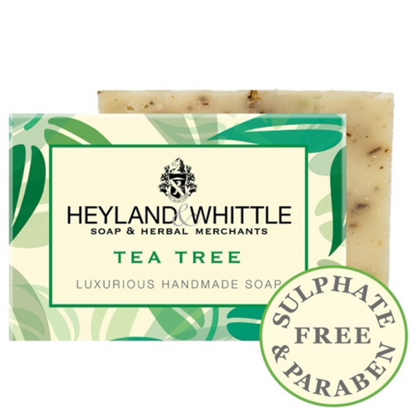 Tea Tree Handmade Soap - January Sale