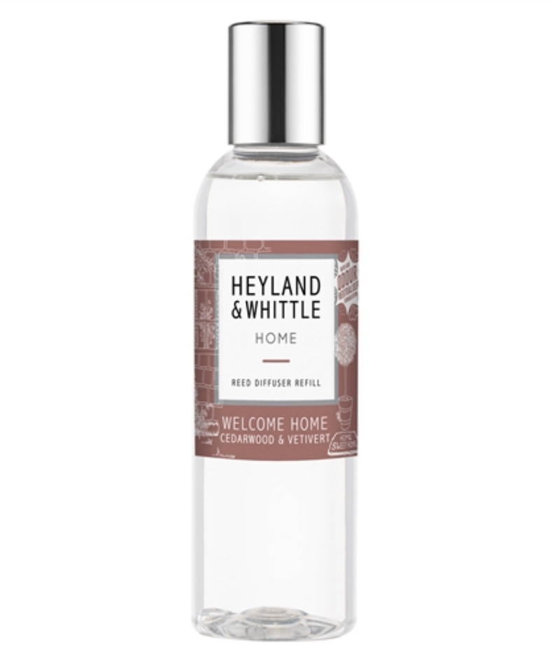 Heyland & Whittle Home Solutions Diffuser Refill 200ml