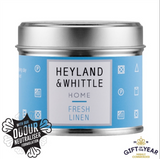 HOME SOLUTIONS Candle in a Tin - January Sale