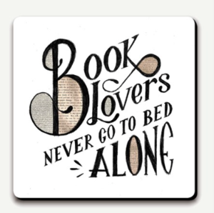 U Studio Book Lovers Coaster