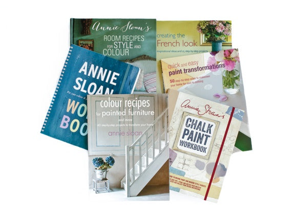 Annie Sloan Books - NOW 25% OFF