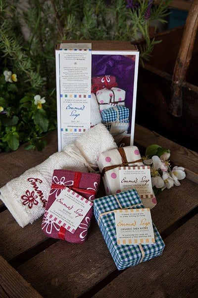 Emma's Soap Mixed Soap Gift Box