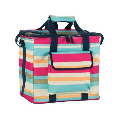 Navigate Hothouse Stripe Family Cool Bag - NOW 40% OFF