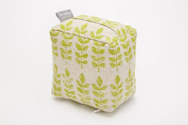Sam Wilson Green Leaf Doorstop - NOW 40% OFF