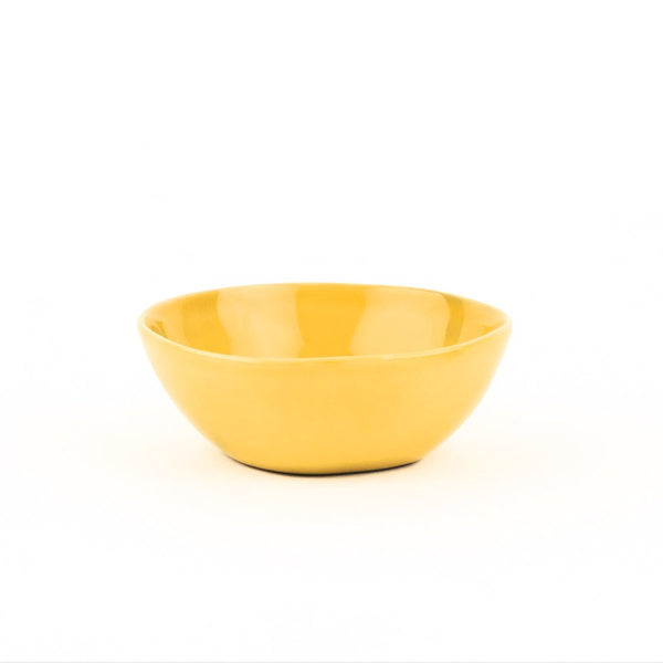 Quail's Egg Dipping Bowl SMALL - NOW 20% OFF CORAL & MID BLUE
