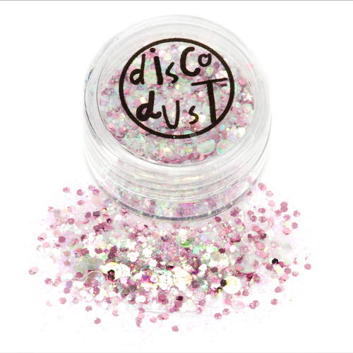 Snow Angel Disco Chunky Mix Glitter