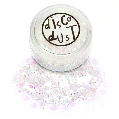 Snow Disco Chunky Mix Glitter
