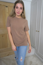 Camel Basic T-Shirt