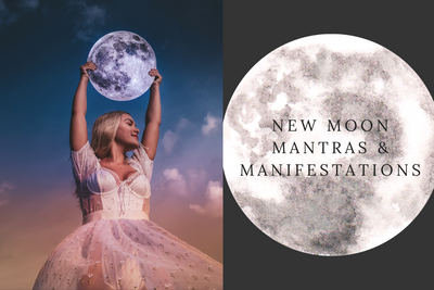 New Moon Money Mantras & Manifestations