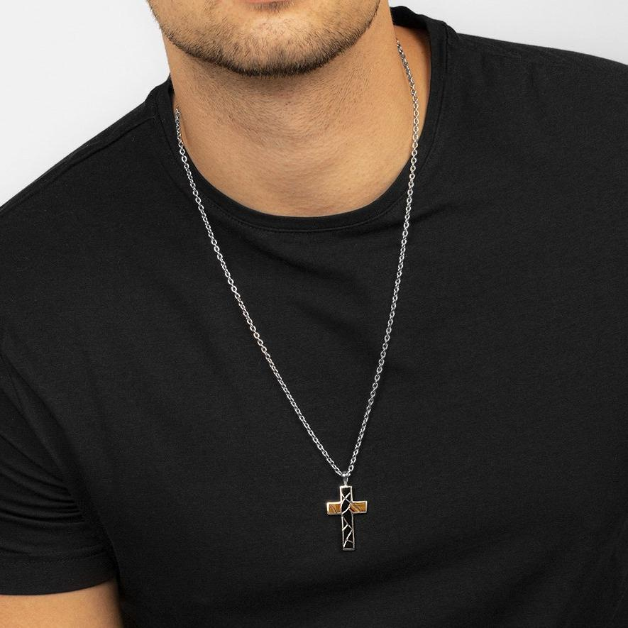 Cool Cross Necklaces for Men