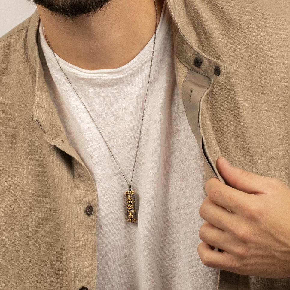 Symbolic Necklace for Men