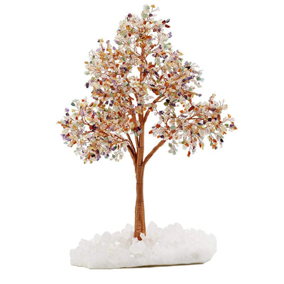 Bright Outlook Feng Shui Multi-Stone Tree