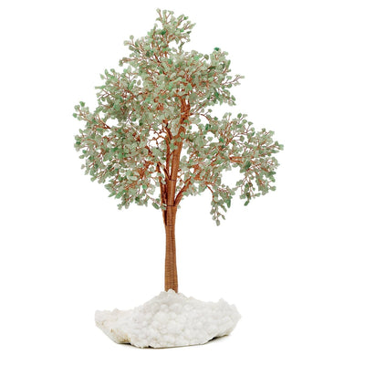 Supreme Luck Feng Shui Aventurine Tree - Karma and Luck | Buy Online