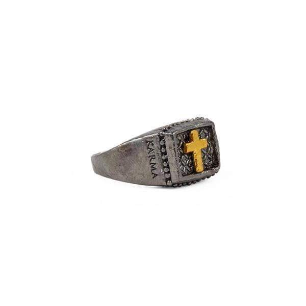 Faith Amplifier Ring - Karma and Luck | Buy Online