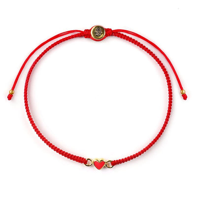 Supreme Love Red String Bracelet - Karma and Luck | Buy Online