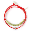 Serene Reflections Red Wrap - Karma and Luck | Buy Online
