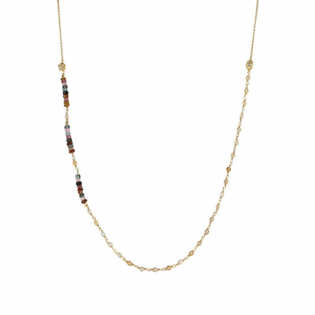 Protective Boundary Necklace