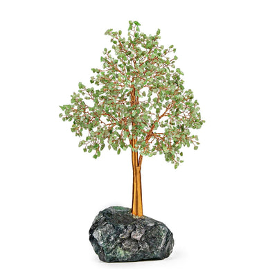 Unlimited Opportunities - Feng Shui Jade Stone Extra Large Tree