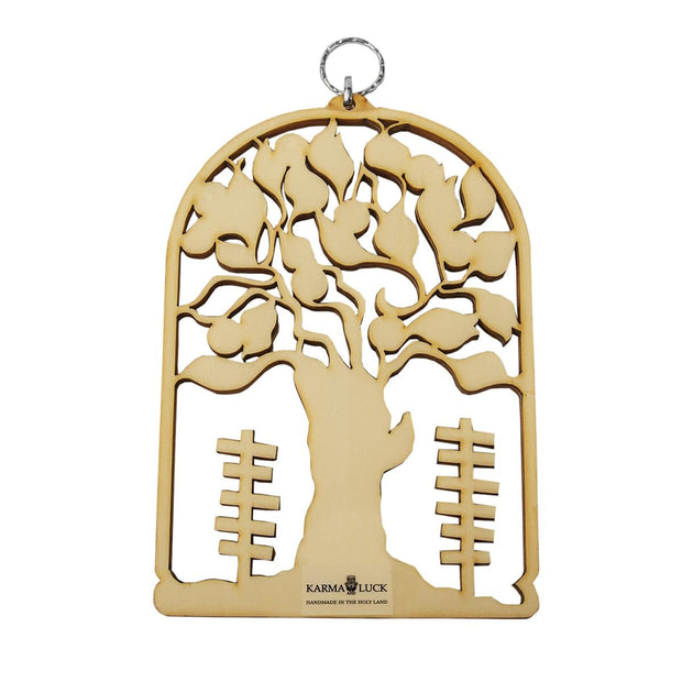 Grow With Intention Tree of Life Symbol Wall Blessing