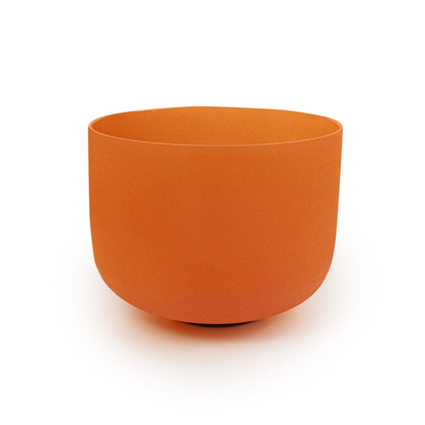 Joyful Rhythm Orange Sacral Chakra Singing Bowl
