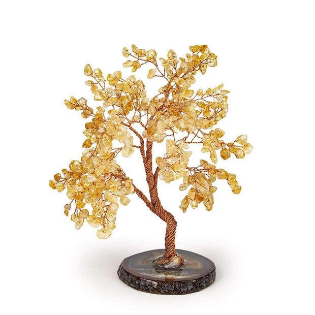 Happiness Evoker Citrine Feng Shui Tree