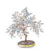 Relaxing Lullaby Feng Shui Aquamarine Stone Tree