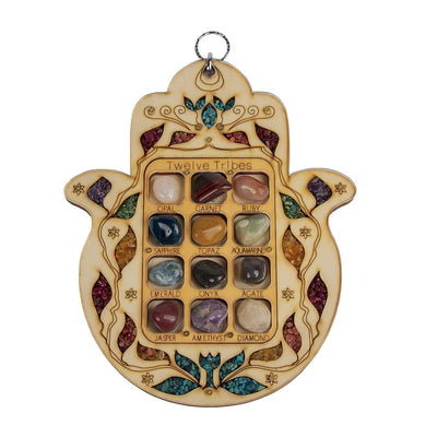 Protective Harness Multi-stone Wall Blessing