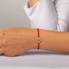 Spiritual Counsel Red String Bracelet