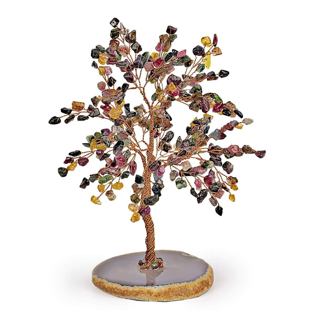 High Awareness - Feng Shui Tourmaline Stone Tree